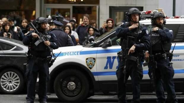 В первую очередь полагаются все-таки на бронежилеты. ¦Фото: americanpatriotdaily.com.