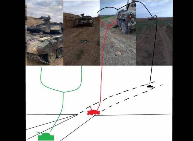 Ширится парк армянских Т-90: заявлено о захвате у азербайджанских войск новейших танков