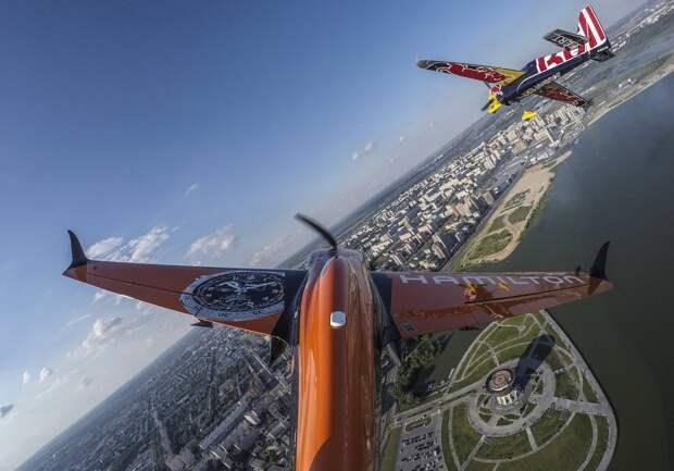 Воздушные гонки Red Bull Air Race будут возрождены под другим брендом