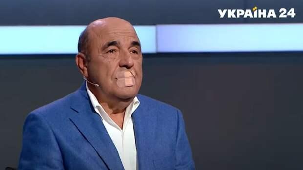 Рабинович против закрытия оппозиционных телеканалов