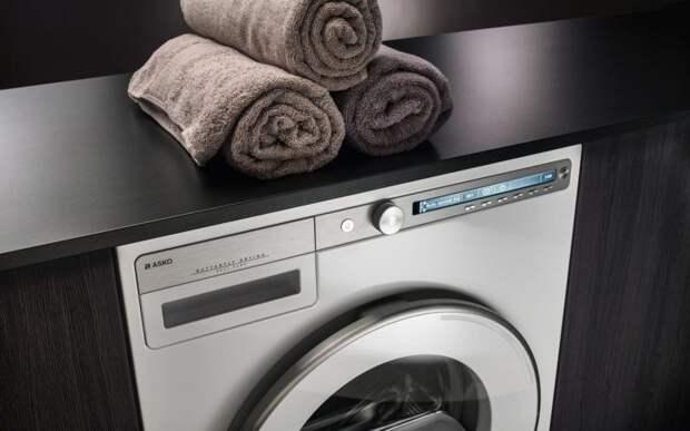 Сушильная машина как элемент цивилизованного ухода за бельем и одеждой