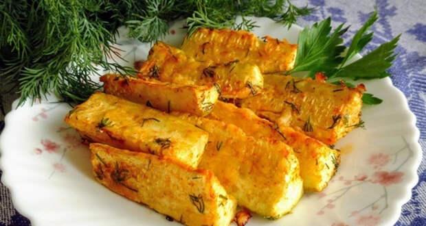 рецепт с фото из кабачков в духовке
