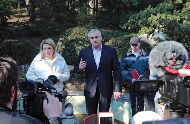 Прокуратура отреагировала мерами на уничтожение Форосского парка