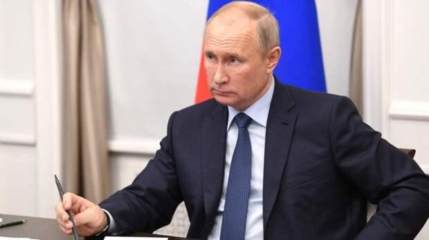 Путин и Байден обсудили белорусский вопрос во время телефонного разговора