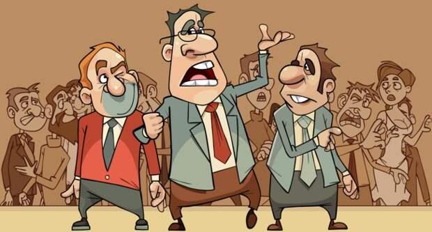 Блог Павла Аксенова. Анекдоты от Пафнутия. Рис. Westamult - Depositphotos