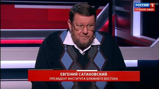 Сатановский оценил идею строительства Транскаспийского газопровода