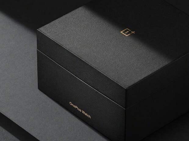 Представлены умные часы OnePlus Watch Cobalt