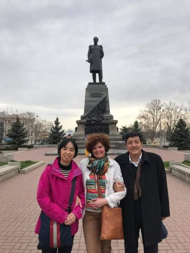 Внук Мао Цзедуна: Полностью согласен, что в 2014 году Крым вернулся домой