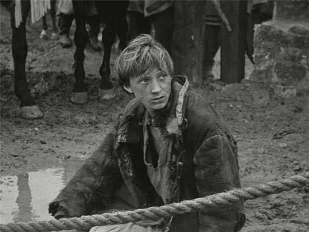Николай Бурляев в фильме *Андрей Рублев*, 1966 | Фото: stuki-druki.com