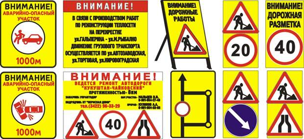 Всем водителям на заметку. Временные знаки ограничения скорости временные знаки, гибдд, история, нарушение, скорость
