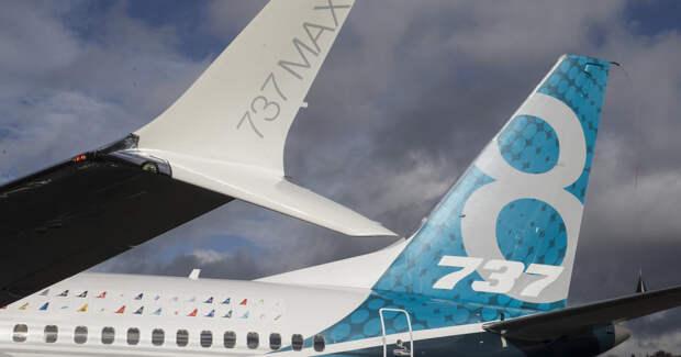 В марте на модель 737 не поступило ни одного заказа