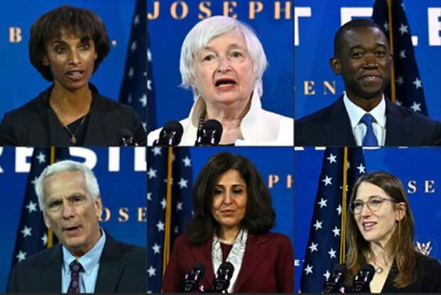 Три экономических шага Байдена