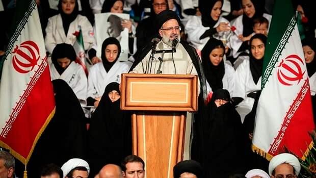 Глава Верховного суда Ирана подал заявку на участие в президентских выборах
