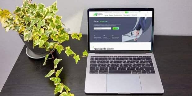 Разработчики добавили в сервис «Биржа патентов» на i.moscow новые функции