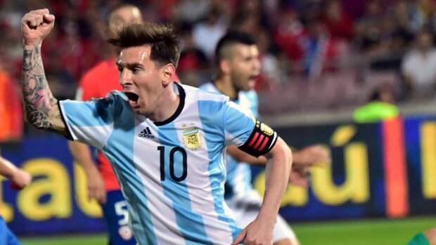 Гол Месси не смог принести Аргентине три очка в первом матче Кубка Америки