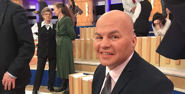 Ковтуна наградят орденом за заслуги перед Россией