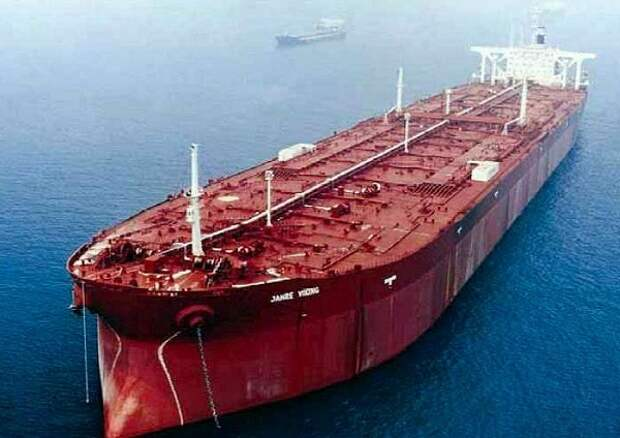 танкер экспорт Urals США