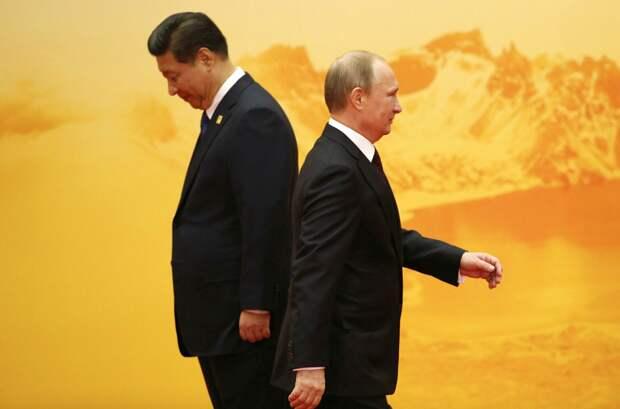 Китай и Россия – случайные союзники?