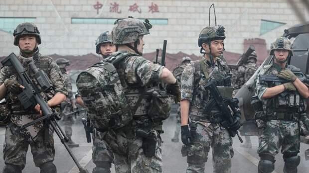 Пентагон рассекретил итоги катастрофической виртуальной войны с Китаем