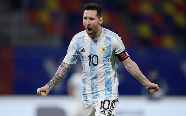 Месси, Агуэро и Паредес — в заявке сборной Аргентины на Кубок Америки