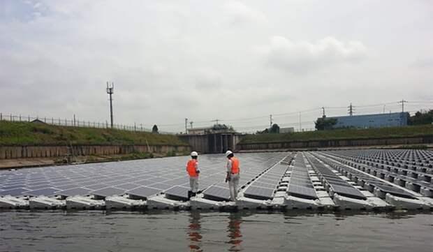 Крупнейшая плавучая солнечная электростанция Gigafactory, TAIGA, крупнейший завод по производству гелия, мегапроекты, пекинский аэропорт, плавучая солнечная электростанция, самый большой аэропорт
