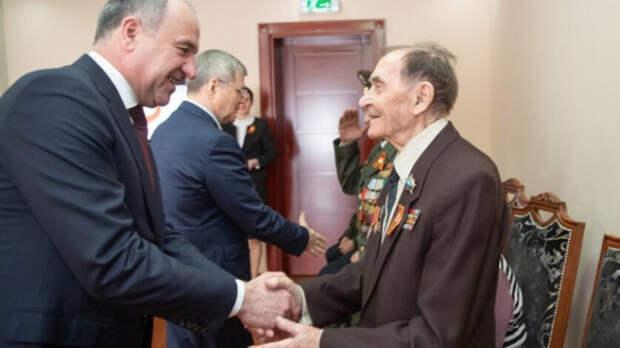 Участники ВОВ вКарачаево-Черкесии получат по50тыс рублей