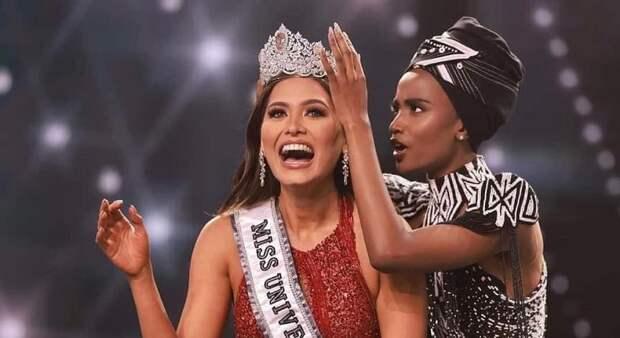 Победительницей «Мисс Вселенная – 2020» стала Андреа Меза
