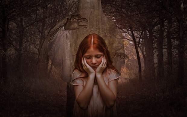 Ночные кошмары у ребенка: как справиться?