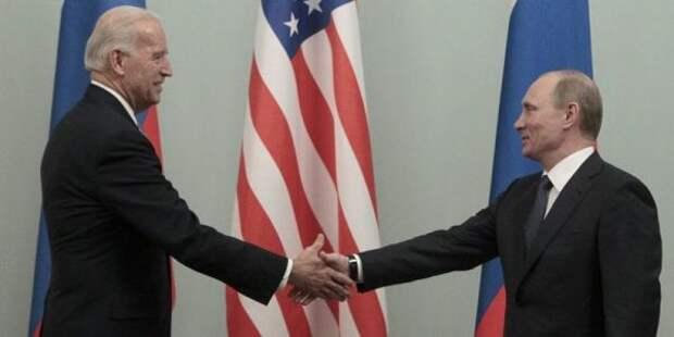 «Печеньки» изСША или дружба сКитаем? —эксперт овстрече Путина сБайденом