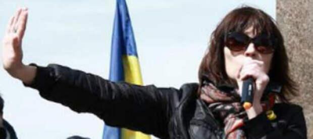Одесская «патриотка» Балаба — пример того, как украинцев превращают «в тупых запуганных идиотов»