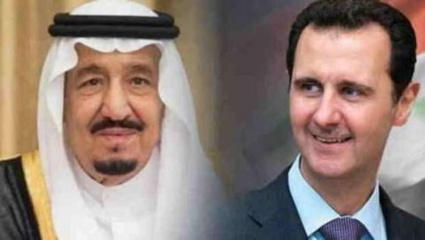 Саудиты на пути восстановления отношений с Асадом