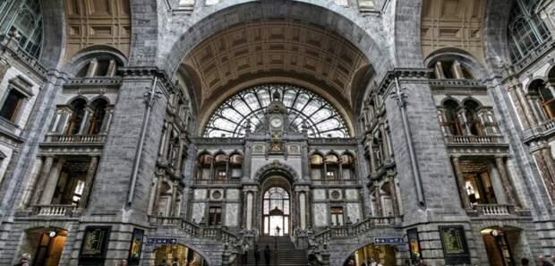 Антверпен: уикенд в алмазной столице мира