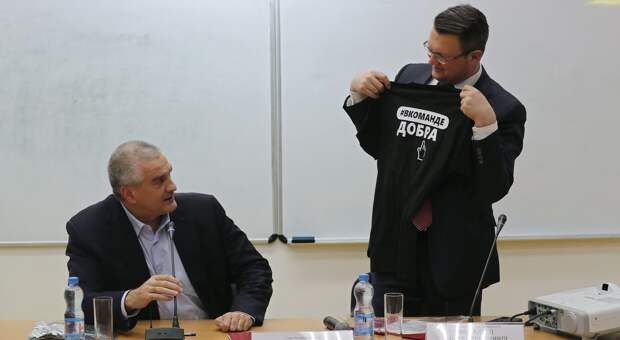 Кого провожаемый в отставку Аксенов сделает пятым мэром Симферополя