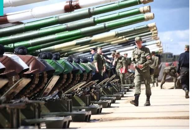 В Польше заявили о возросшей мощи российской армии