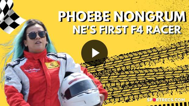 Inspiring journey of India's first north east women Formula 4 racer Phoebe Dale Nongrum |GBS