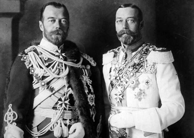 Почему Николая II предал двоюродный брат Георг V