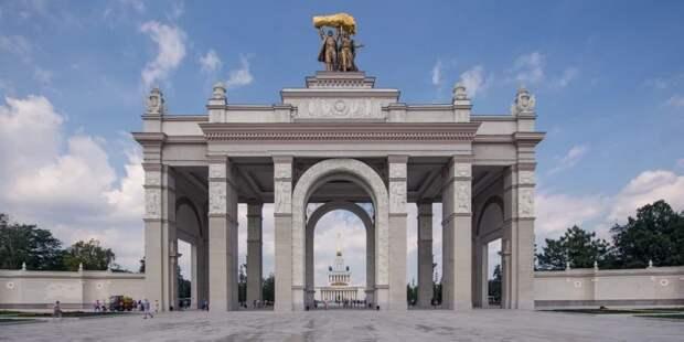Собянин обсудил возрождение ВДНХ с жителями северо-востока Москвы Фото: Д. Гришкин mos.ru