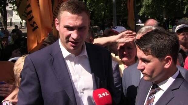 «Мне жаль этот город»: Виталий Кличко официально стал мэром Киева