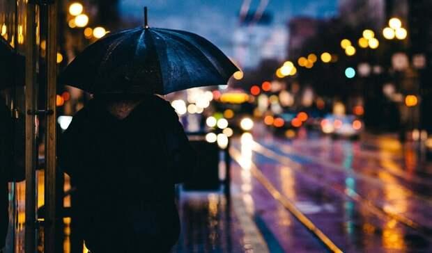 Дождь иураганный ветер ожидаются вРостове навыходных
