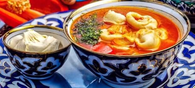суп чучвара рецепт