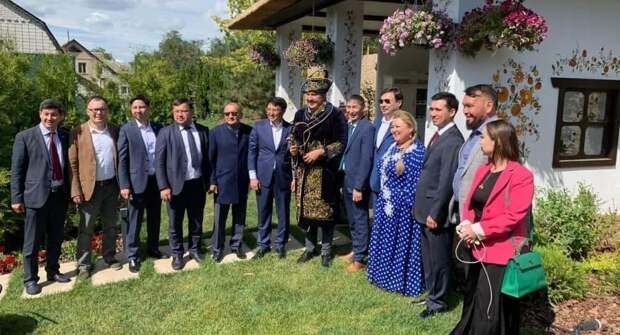 Власти Казахстана раскручивают прозападную и антироссийскую «оппозицию»