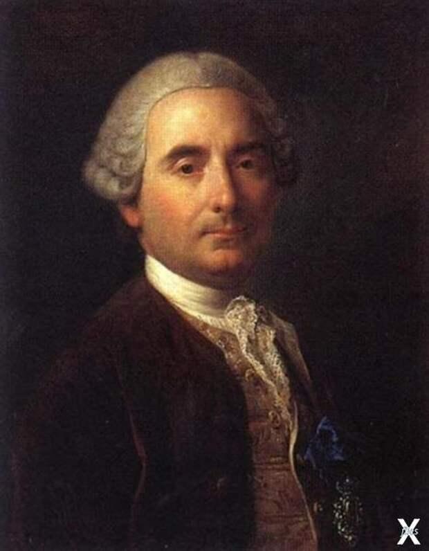 Пьетро Ротари - художник и друг Сен-Ж...