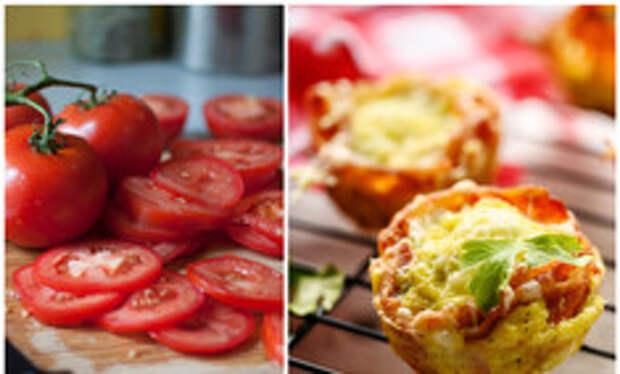 Полезные пиццы из томатов: простой диетический рецепт