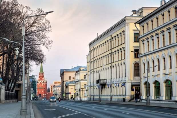 Большинство россиян поддержали введение локдауна