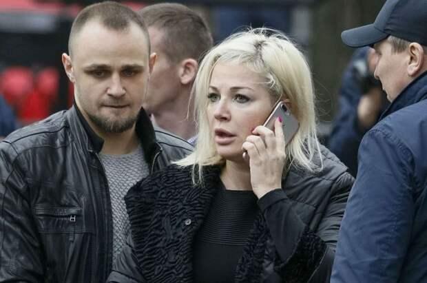 Максакова прокомментировала сообщения об обнаружении Вороненкова живым