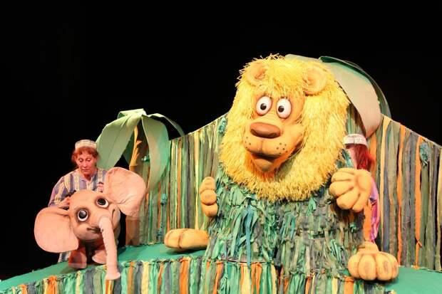 Театр кукол Удмуртии получил более 8 млн рублей на развитие