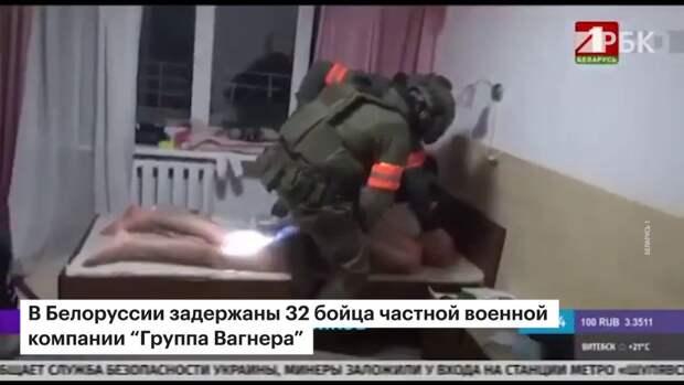 Официальные СМИ вовсю трубили о российских «боевиках»