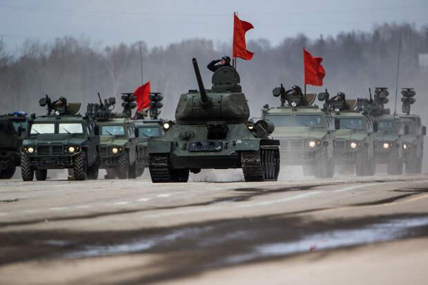 The National Interest поставил армию России на второе место в мире