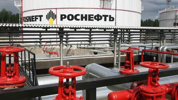 «Роснефть» на22,4% увеличила поставки нефти вдальнее зарубежье за2019 год