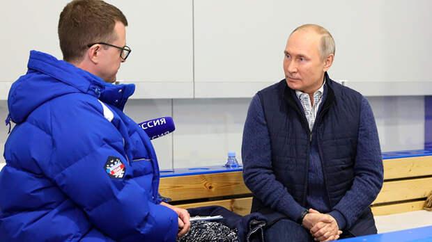 В двух шагах от войны. Самое страшное интервью Путина